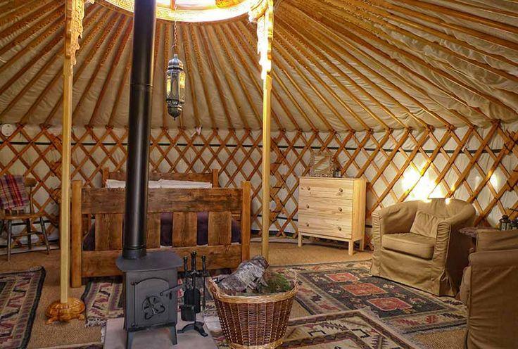 Kite Hill Yurts