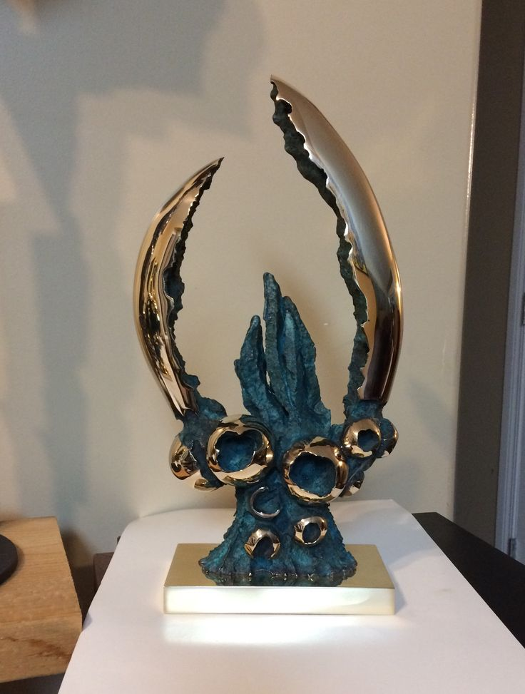 """This one has been hanging around the shop for a long time, finally got it finished. My daughter calls it """"Crazy Rabbit""""!"""