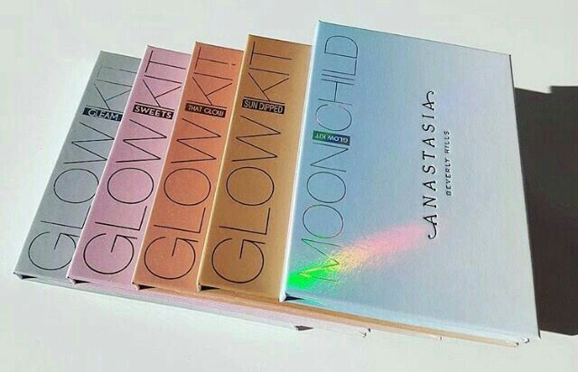 need That Glow and Gleam to complete my collection. glow kit quality is unreal ❤️