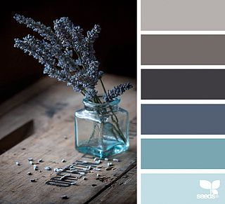 Love these colors! Rustic Tones | design seeds | Bloglovin'