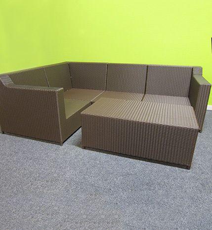 Plastic Rattan New Mitraland Lounge Set Plastic Rattan New Mitraland Lounge Set Dutch