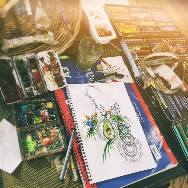 #scketching #artwork #art #bop #women #color #drawing #draw #croquis
