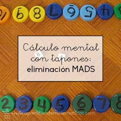 Es un juego para practicar operaciones aritméticas con cálculo mental y le han llamado Eliminación MADS.