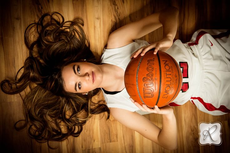 Basketball Senior Picture Ideas Basketball senior pictures