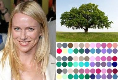 Great website to find a color palette for your hair and skin tone.