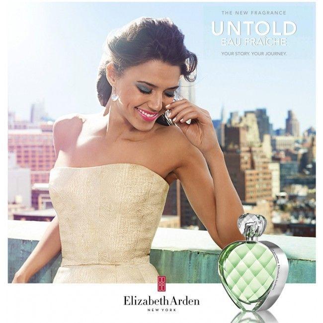 Untold Eau Fraiche Elizabeth Arden парфюм для женщин 2015 год #elizabetharden