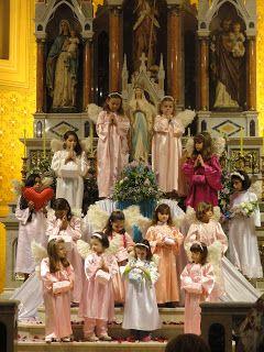 Paróquia São João Batista de Bocaina: Coroação de Nossa Senhora no Mês de Maio