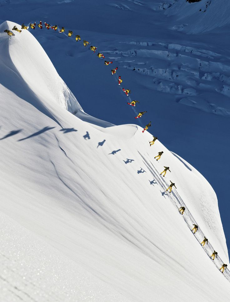 Snow & Skiing Beautiful Photography #winter #sports #extreme