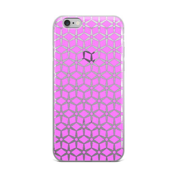 Excited to share the latest addition to my #etsy shop: Pink Diamond iPhone X Case   Repetitive Pattern iPhone case   Colorful iPhone 6 case   Trendy iPhone 7 case   Geometry iPhone 8 case   TPU http://etsy.me/2CE1eYV #accessories #case #cellphone #iphonexcase #repetiti