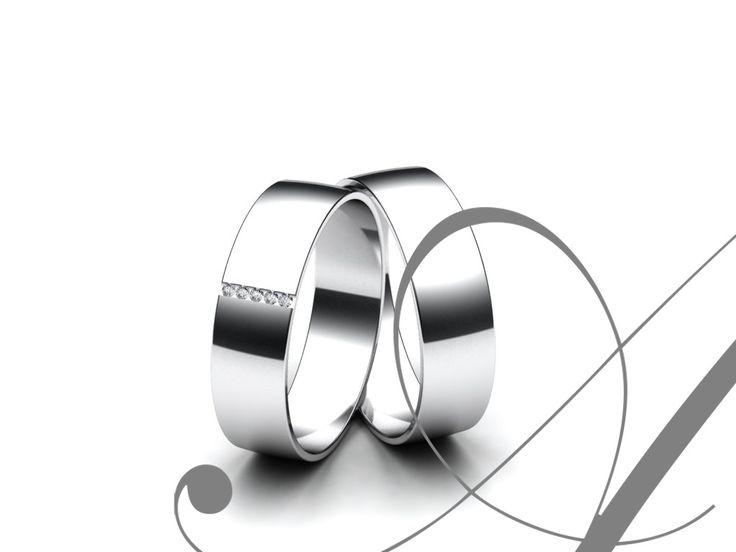Aiola Snubní prsteny A30