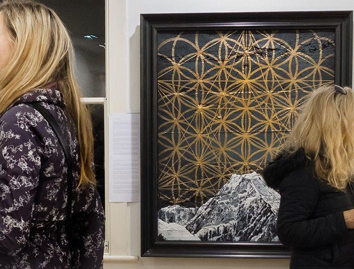Sofia Minson, Arts Diary