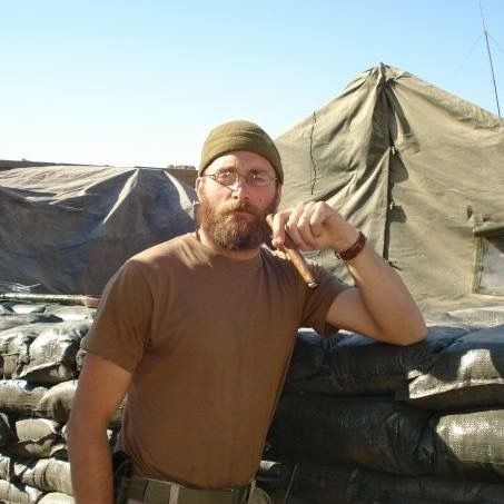 Henry Cloutier, Afghanistan 1 janvier 2008