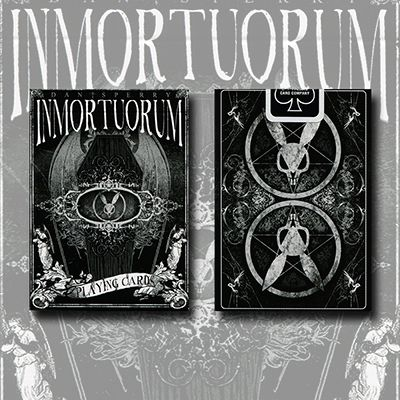"New ""HOT"" decks available at: http://www.playingcards4magic.com/products/collector/"