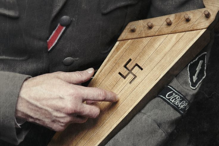 Nazi SS leader Heinrich Himmler was enthusiastic about the kantele, a traditional Finnish stringed instrument. German music researcher Fritz Bose played for him, and the kantele was given to Himmler, who immediately ordered ten more for the SS.