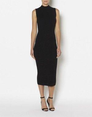 Sleeveless Knit Maxi Dress | Woolworths.co.za