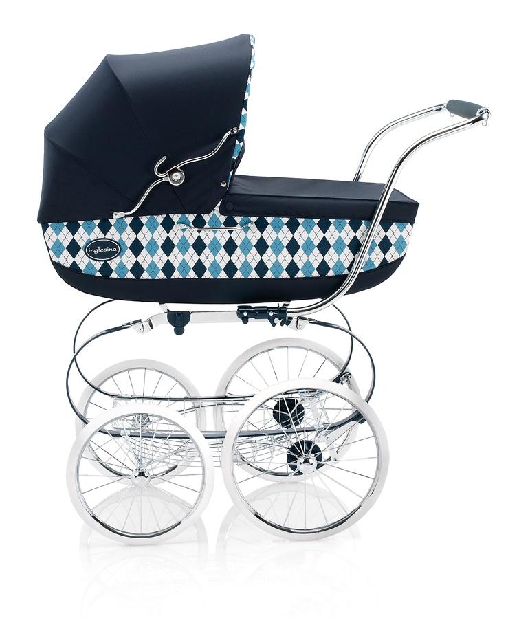 Inglesina Classica Balestrino Pram Pram stroller
