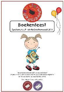 Kinderboekenweek - Boekenfeest - Spelletjes