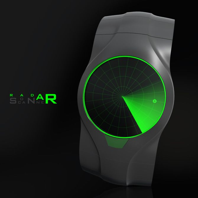 Special Force Watch Concept | Tokyoflash Japan