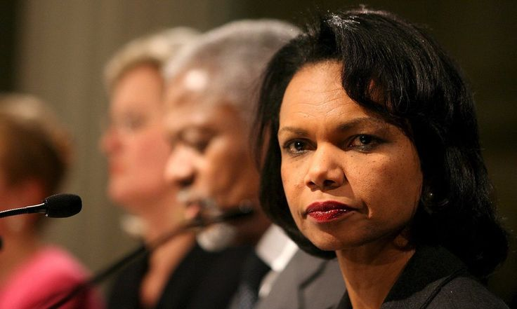Hillary Clinton's campaign has seized on findings that Rice and Powell were sent sensitive national security information to nongovernment email addresses