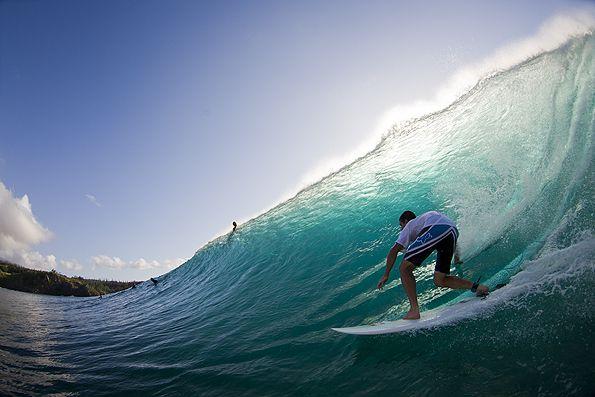 Ian Walsh, Honolua Bay. Photo: Noyle/SPL #SURFER #SURFER