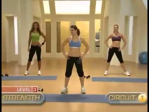 ▶ jillian michaels 30 day shred level 3 - YouTube