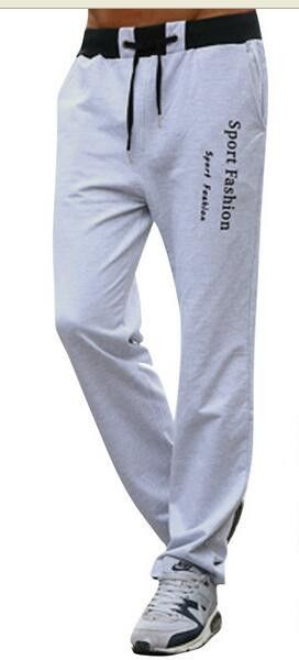 Fashion New Sweatpants Harem Pants Men Joggers Slim Fit Skinny Men's Hip Hop Swag Clothes High Street