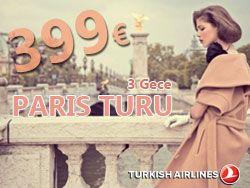 Yurtdışı Benelux Paris Turları