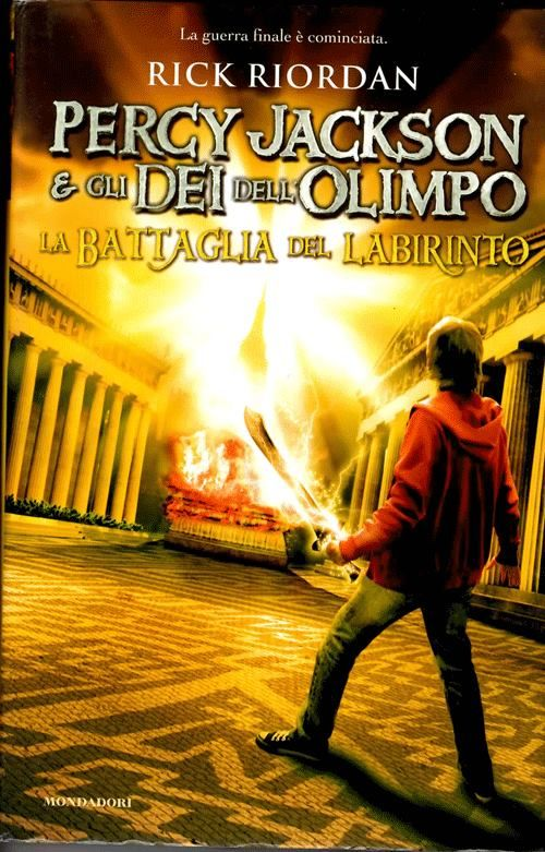 12 best book covers from around the world images on pinterest book percy jackson e gli dei dell olimpo la battaglia del labirinto fandeluxe Image collections