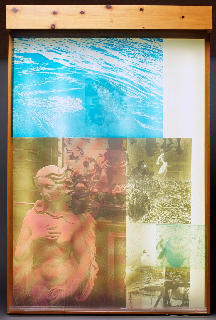 ROBERT RAUSCHENBERG (American, 1925-2008). Sling-Shots Lit #5, | Lot #72090 | Heritage Auctions