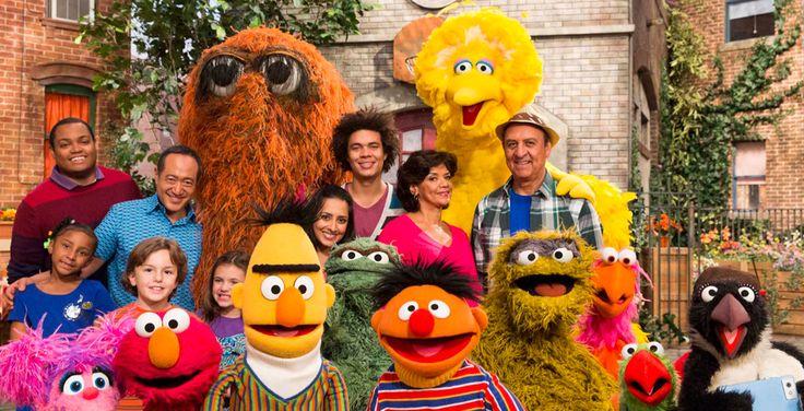 """""""Sesame Street"""" Begins 46th Season Jan. 16 On HBO"""