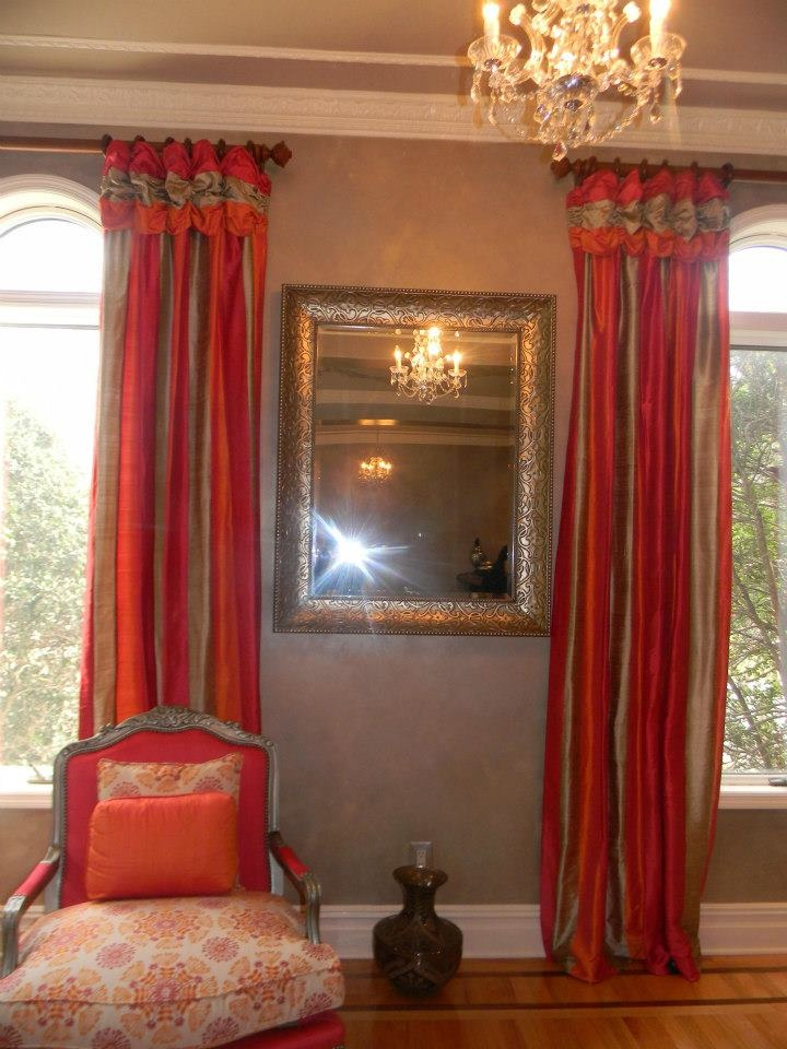 1000 Images About High Ceilings Drapes On Pinterest