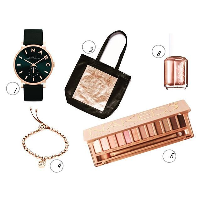 Seeing Gold // #ontheblog // rounding up rose gold favourites you should add to your wish list // link in profile// #fashionblogger #wishlist #shoppingonline // buttonblogs.wordpress.com