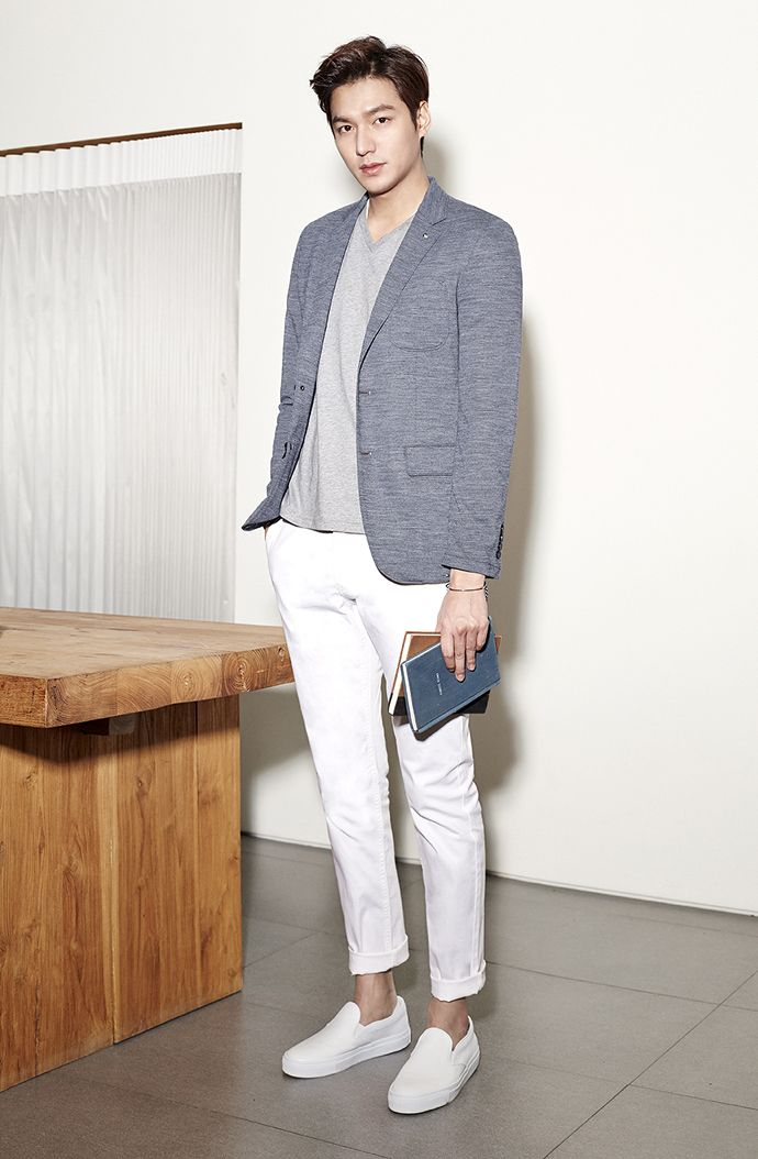 Lee Min Ho: TNGT S/S 2015 Campaign + Interior Spreads For The Star's February 2015 Edition | Couch Kimchi