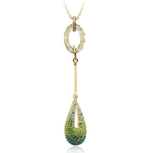 Последние nickles для женщин янтарное ожерелье из австрийский Neckalce с колье для женщин