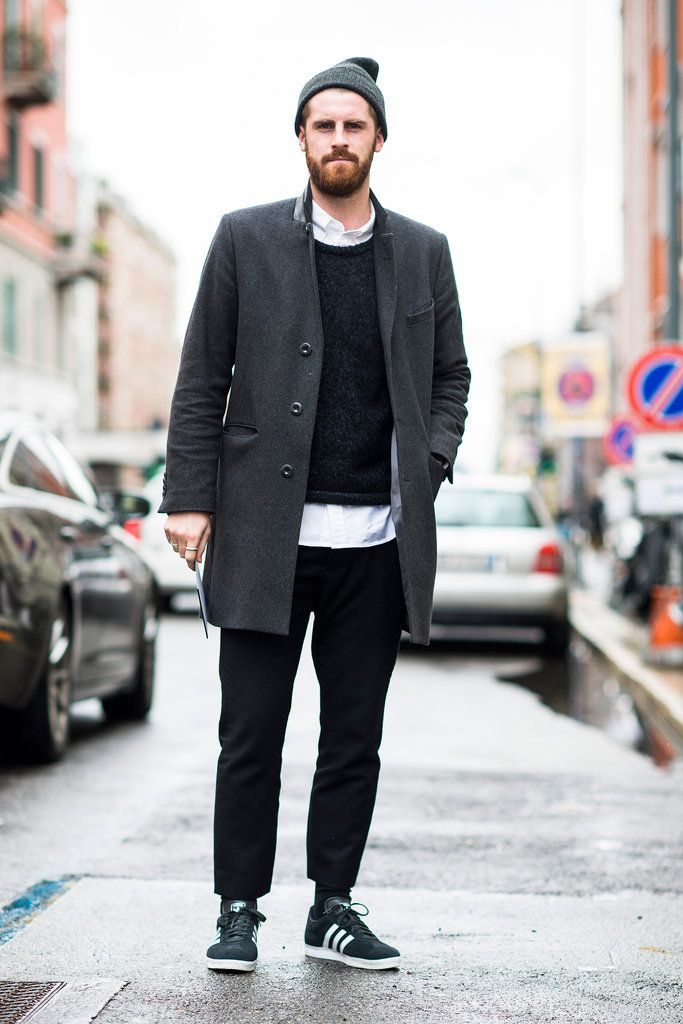 Outside the Fall/Winter 2014 Milan Men\u0027s Shows