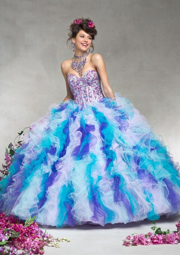 QUINCEANERA VIZCAYA By Mori Lee Style 88061 | Fancy Pants ...