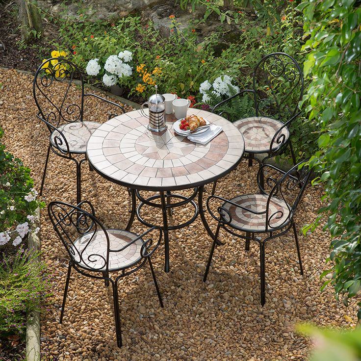 Dobbies   Sorrento 4 Seater Set with free Saturday delivery. 20 best Garden Furniture 2015 images on Pinterest   Spring garden