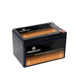 12V 12AH Sealed Lead Acid Battery for F2 APC BP6501PNP BP650C BP650S  This maintenance-free design allows for the most powerful, highest amp hour capacity. #Fiberglass mat separators and high cell compression extend battery life by delivering superior vibration resistance from the most extreme conditions. All #Chrome Battery SLA #batteries are manufactured with the highest quality materials and rigorously tested to ensure safety, OEM compatibility, effectiveness and optimal performance.