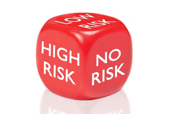 """What's Your Risk Quotient?. By Molly Ford for """"Flash Friday"""" series on 40:20 Vision."""
