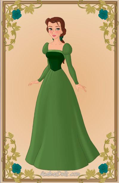 princess belle green dress belle green dress princess belle
