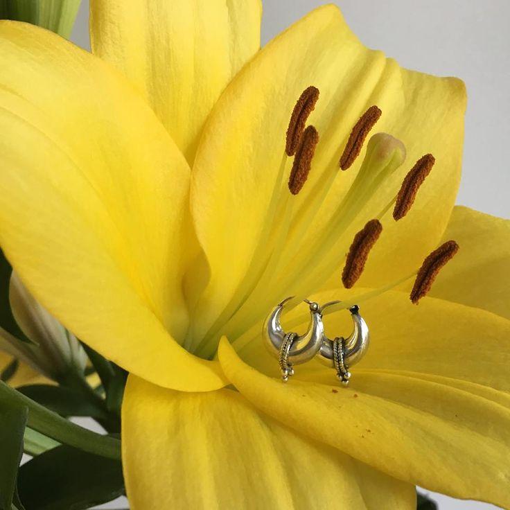 Rupți din soare    #metaphora #silverjewellery #silverjewelry #earrings #india