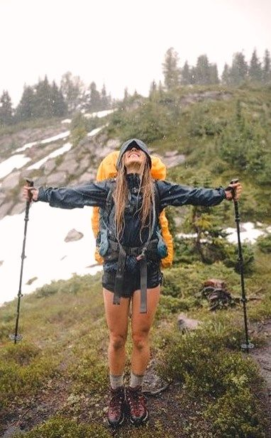30 cute camping & outdoor outfits ideas