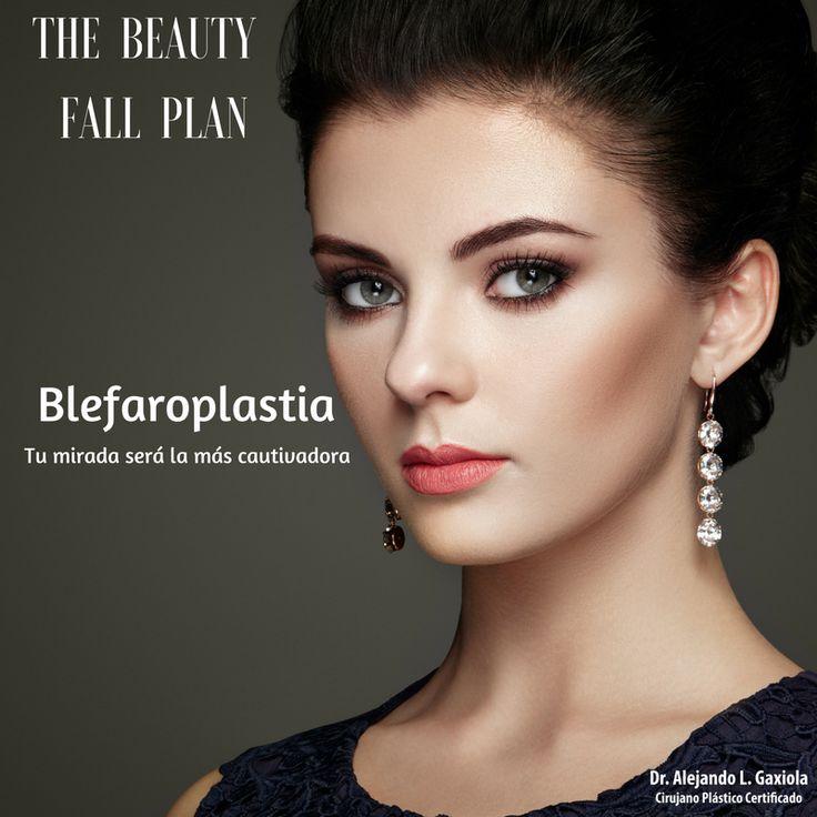 La #Blefaroplastia puede restaurar el aspecto juvenil en los ojos, ya que elimina de los párpados la grasa no deseada y el exceso de tejido muscular y de piel.