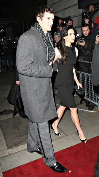 Demi Moore and Ashton Kutcher Photos - Demi Moore and Ashton Kutcher at the UK charity premiere of 'Flawless' at the Odeon in Covent Garden, London, UK. - 'Flawless' UK Charity Premiere