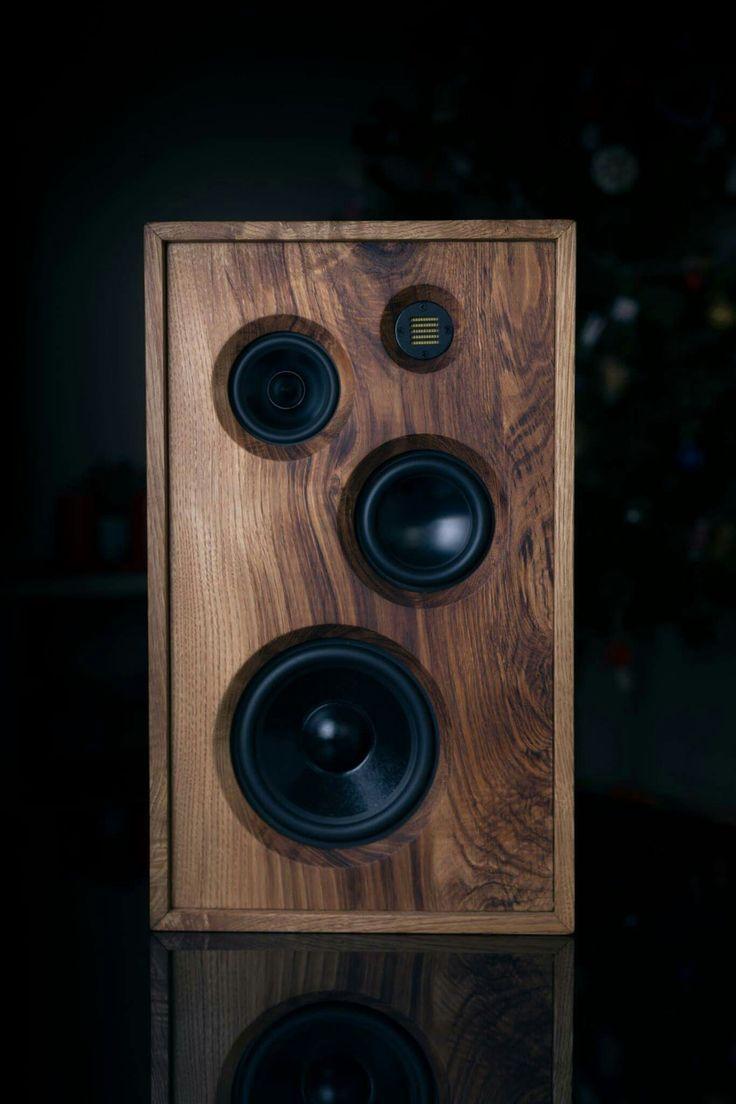 A very classy loudspeaker.