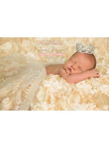 """Kate"" Crown | Enchanted Shimmer Designs"
