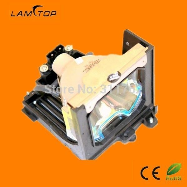 (114.48$)  Know more - http://aia2q.worlditems.win/all/product.php?id=32350115632 - Original projector bulb / projector lamp with cage POA-LMP48  for  PLC-XT1500