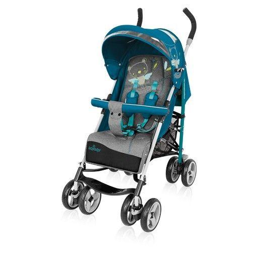 Baby Design Travel Quick babakocsi lábzsákkal - 2017 05 Turquoise - Zsebi Babaáruház - Babakocsik, bababútorok, autósülések, etetőszékek - Széles választék, kedvező árak
