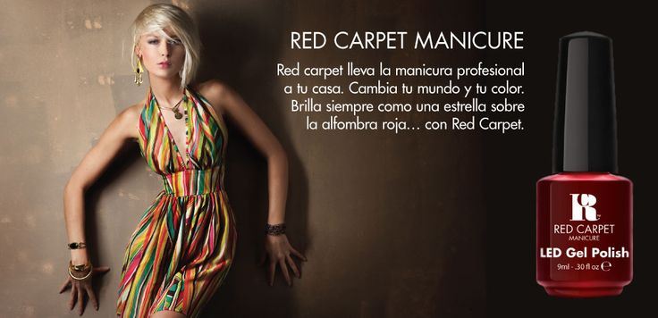 #nail #Red #Carpet #Manicure #uñas #mexico #Gel #nailstime #nice #style #desing