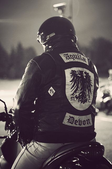 Can a motorcycle RC riders club wear - Yahoo Answers UK